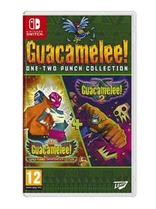 Guacamelee 1 y 2 Collection (Switch)