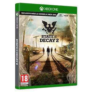 State of decay 2 Ed. Físico Xbox one / Series S/X