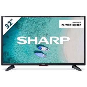 TV Sharp Aquos 32 (2021)